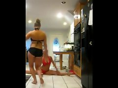 Girls just Dance and Tease