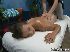 Fit teen babe gets her tight part6