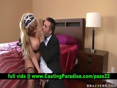 Heather Summers enormous tits young lady banging in bed