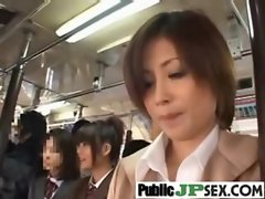 Asians Ladies Get Rough Fucked In Public vid-18