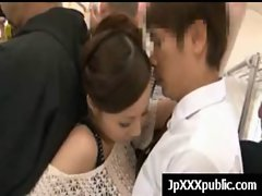 Filthy 19 years old Seductive japanese dirty ladies Fuck In Public video-14