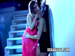 Nika Noir and Shyla Stylez Two Attractive Lesbo Partners