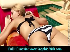 Sexual 19yo Lezzy Randy chicks Love Oral Sex - Sapphic Erotica 15
