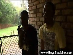 Black Young men Screwed By Gay White Dudes 02