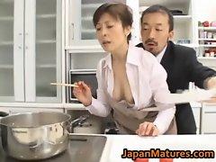 Hitomi Kurosaki Experienced Asian cutie