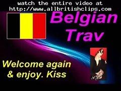 Belgian Trav Blowing Eastern European Pecker english euro brit european cumshots swallow