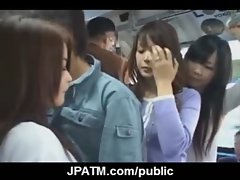 Seductive japanese Public Sex - Attractive Luscious Asian Slutty chicks Shagging 22