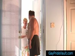 Gay bear calling his friend for several cock and fuck By Gaypridevault gay porno