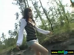 Asians Seductive japanese Lasses Get Nailed In Public vid-24