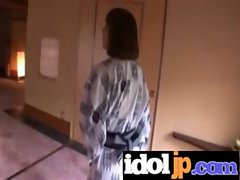 Asian Raunchy teen Chick Get Screwed Rough clip-27