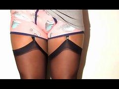 TGirl Pinky Panty Grope 390