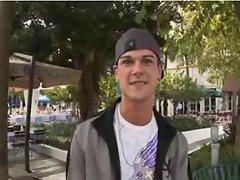 Justin In Public