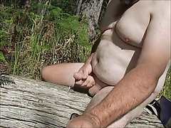 My load on a log
