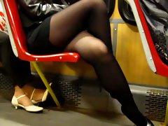 legs in public