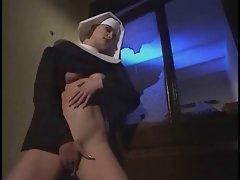 A randy nun