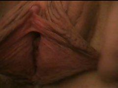 Samantha - Big vagina lips