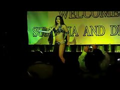 Alla Kushnir sexual belly Dance part 36