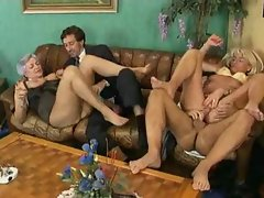 German Aged Foursome DP by TROC