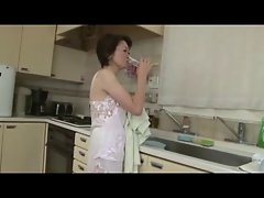 UURU-79 Whore and Lustful Slutty mom at Night