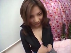 Sensual japanese Collar Up Girlie 1