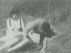 Vintage Erotic Movie 10 - The Excellent Fight 1925