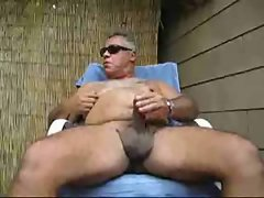 Backyard Blow Job