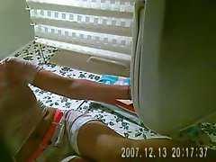 sisters friend caught on hidden cam 2