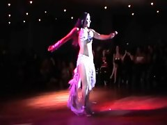 Alla Kushnir sexual belly Dance part 44