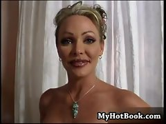 Houston is a gorgeous blonde that has a pair for l