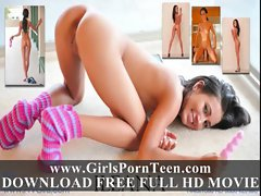 Three petites beautiful girl put her tongue in her pussy full movies