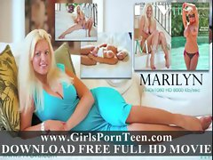 Marilyn sweet girls show pussy full movies