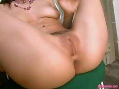 Karina Kay playing with herself (1)