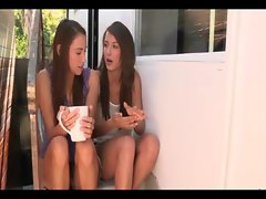 Celeste Star And Malena Morgan Wet Lips!!!