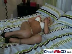 Sexy Cheating Wife Get Hardcore Sex clip-12