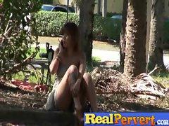 Pervert Get Hot Girl Fucking Hard On Tape clip-02