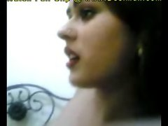 Desi Girl Enjoying in Hotel