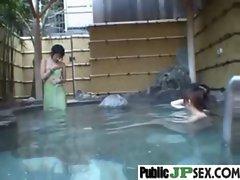 Nasty Asian Girl Get Hard Sex Outdoor clip-15