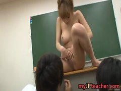 Kirara Asuka Sweet Asian teacher extreme