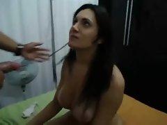 Gaucha chupando o militar - http://www.videosamadoresbrasileiros.com
