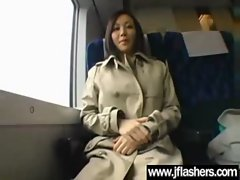 Asian Flashing And Banging Hard video-12