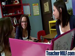 Teachers And Students Get Hard Fucked video-32