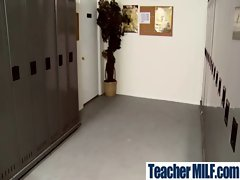 Teachers And Students Get Hard Fucked video-14