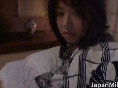 Buruma Aoi Beautiful Asian wife gets part2
