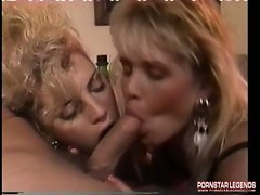 Samantha Strong sucking on a dick and taking a cock strongly in the pussy