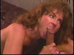 Anal fuck slut Ashlyn Gere works her mans cock until it explodes