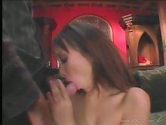 Katsumi hot Asian babe do hard cock blowing