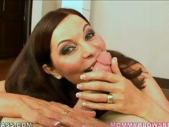 Magdalene St Michaels have her mouth filled with cum