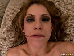 Alexa Nicole like the tasty cum from hard dick