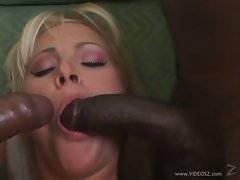 Kathy Anderson bang her face by the black dudes