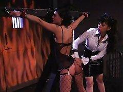 Steamy slave abuse